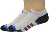 adidas Climalite® II 2-Pack No-Show Socks