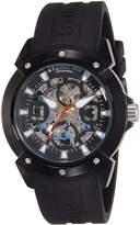 Stuhrling Original Men's 266.3356 Leisure Crucible Analog Display Automatic Self Wind Watch