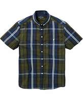 Voi Jeans Cargo Check Shirt Long