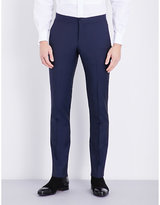 Tiger Of Sweden Slim-fit Wool And Mohair-blend Trousers