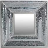 Privilege Square Beveled Mosaic Mirror