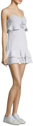 LIKELY Norah Pindot Mini Dress