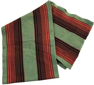 Ermenegildo Zegna Multicolour Wool Scarves & pocket squares