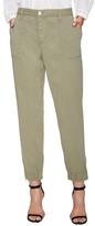Joe's Jeans Flight Mid-Rise Ankle Zip Jean
