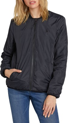 Volcom Polar Reversible Fleece Jacket