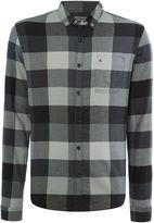 Calvin Klein Wasia 2 Bd Big Check Shirt Ls
