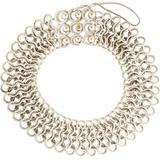 David Yurman Interlocking Circle Chain Necklace