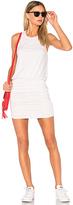 Sundry Slub Sleeveless Dress