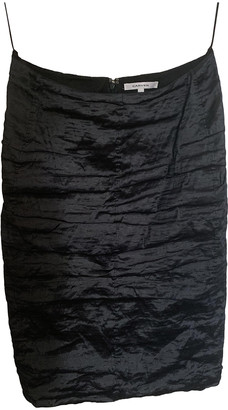 Carven Black Polyester Skirts
