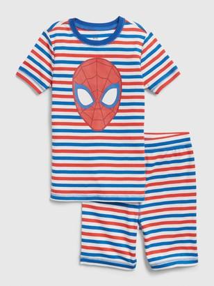 Marvel GapKids | Spider Man Short PJ Set
