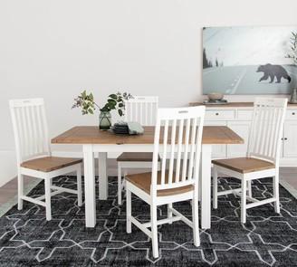 Pottery Barn Hart Reclaimed Wood Extending Dining Table