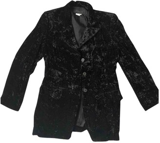 Atsuro Tayama Black Jacket for Women