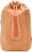 Diesel drawstring backpack