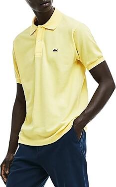 Lacoste Classic Cotton Pique Fashion Polo Shirt