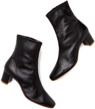 By Far Shoes BY FAR Shoes Sofia Black Leather Boots