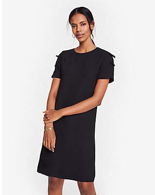 390cb52d2d Ann Taylor Button Back Dresses - ShopStyle