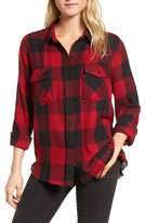 Rails Larsson Embroidered Flannel Shirt