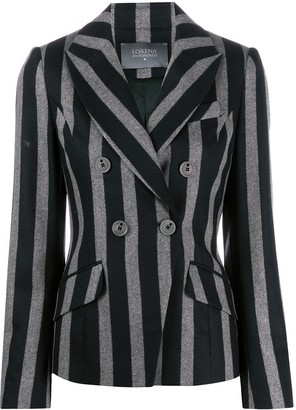 Lorena Antoniazzi Striped Blazer Jacket