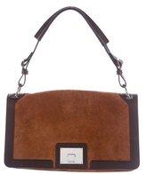 Tiffany & Co. Suede Shoulder Bag