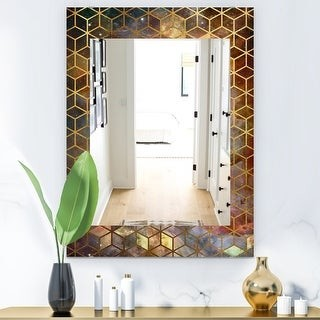 Honeycomb Mirror Shop The World S Largest Collection Of Fashion Shopstyle