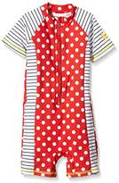 Sterntaler Baby Girls' 2501678 Swimsuit,104 (EU)