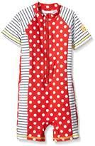 Sterntaler Baby Girls' 2501678 Swimsuit,116 (EU)