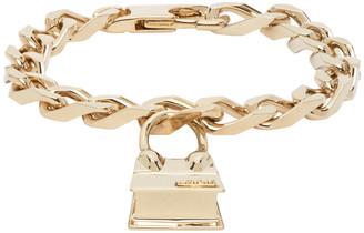 Jacquemus Gold La Gourmette Chiquito Bracelet