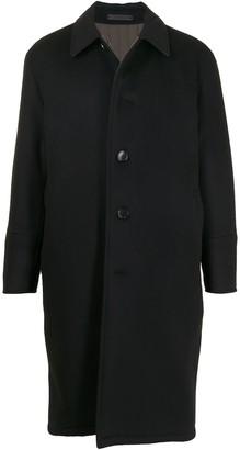 SONGZIO Reversible Quilted Mac Coat