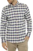 Gant Comfort Oxford Plaid Reg Bd