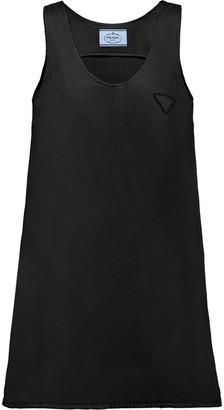 Prada Denim Tank Dress