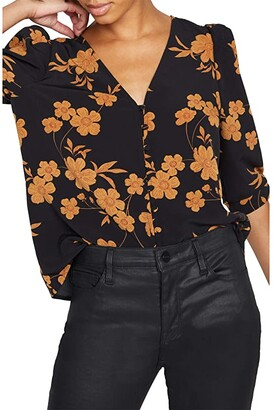 Sanctuary Make A Statement Top (Autumn Nights) Women's Clothing
