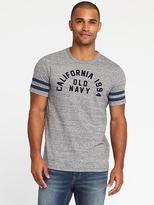 Old Navy Varsity-Style Graphic Tee for Men