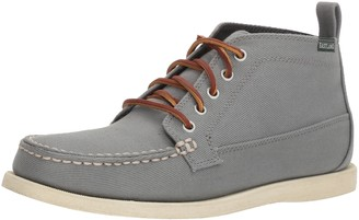Eastland Men's Seneca Ankle Boot Gray 10.5 D US