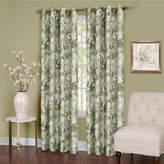 Asstd National Brand Tranquil Grommet-Top Curtain Panel