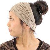 Casualbox mens Head cover Band Bandana Stretch Hair Style Japanese