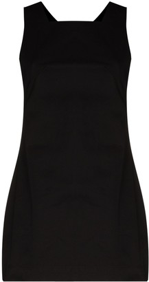BONDI BORN Square Neck Mini Dress