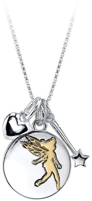 Disney Tinker Bell ''Dreams Are Forever'' Necklace for Women