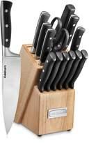 Cuisinart 15-pc. Triple Rivet Cutlery Set