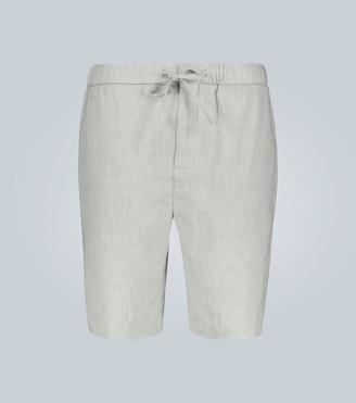 Frescobol Carioca Linen sport-shorts