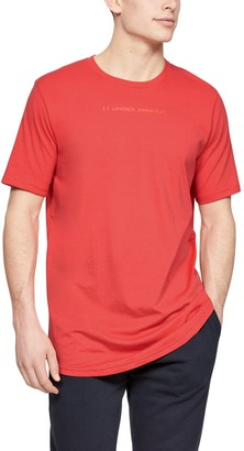 Under Armour Men's UA Shaped Graphic T-Shirt