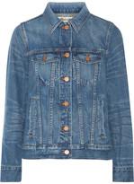 Madewell Classic Jean Denim Jacket - x small