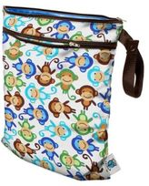 Bed Bath & Beyond Planet Wise Wet/Dry Bag in Monkey Fun