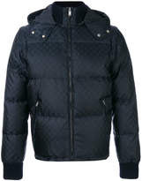 Gucci GG jacquard quilted jacket