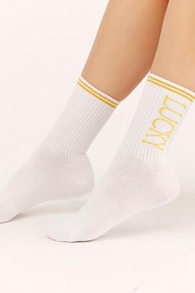 High Heel Jungle Lucky Strike Cotton Socks
