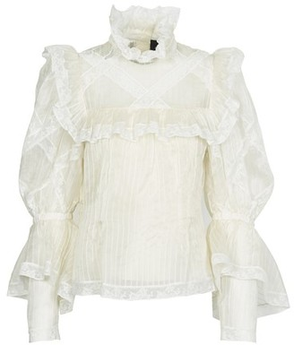 MARC JACOBS, RUNWAY Silk blouse