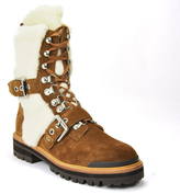Sigerson Morrison Iris - Suede Shearling Boot