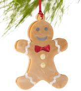 Edie Parker Gingerbread Man Christmas Ornament