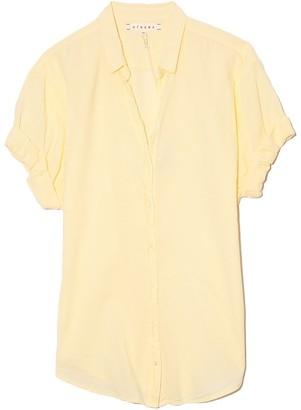 XiRENA Channing Shirt in Beach Blonde