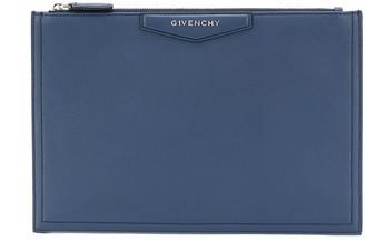 Givenchy Logo Clutch Bag