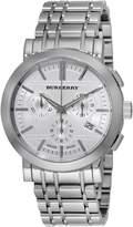 Burberry Men's BU1372 Heritage Chronograph Dial Bracelet Watch